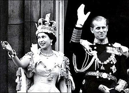 Queen Elizabeth Coronation 1953