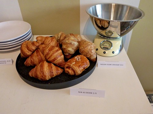 Laminated pastries