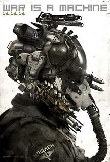 2012最佳電玩遊戲海報 - Hawken