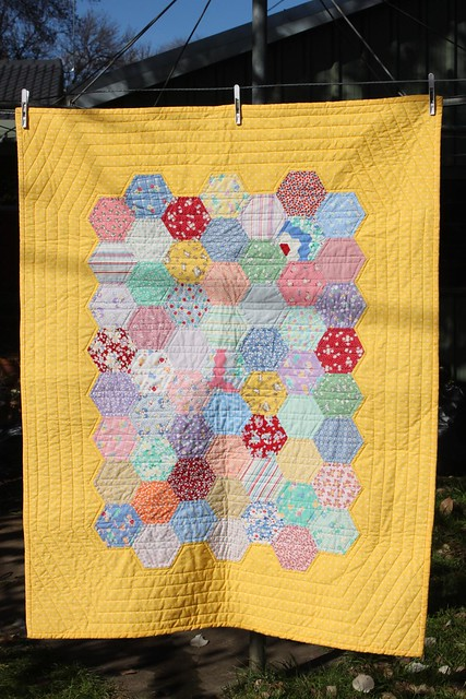 Sunny Day Baby Quilt