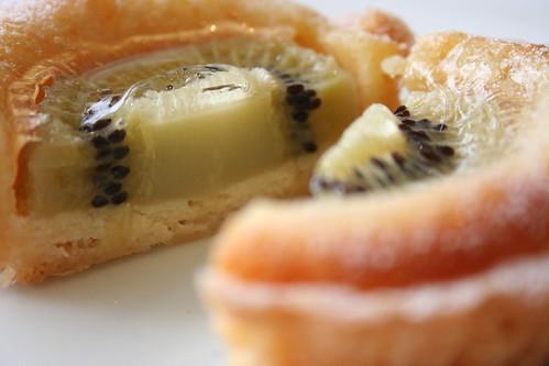 キウイフルーツのタルト、その人気の秘密は...(その1)