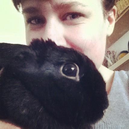 bunny & me