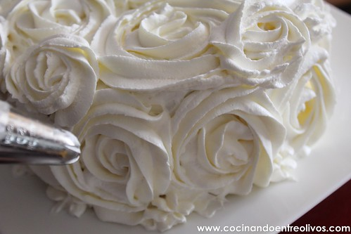 Tarta de rosas (1)