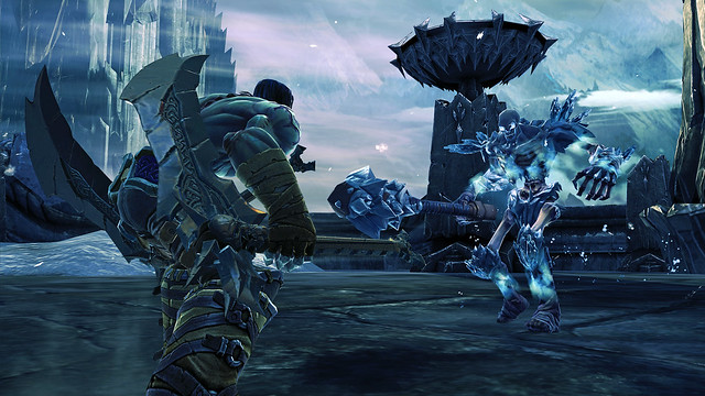 E3 2012: Darksiders II Preview