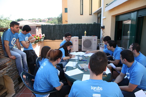 Team Building Kirubs