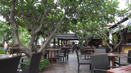 Koh Samui Kandaburi Resort beach restaurant サムイ島カンダブリリゾート (2)