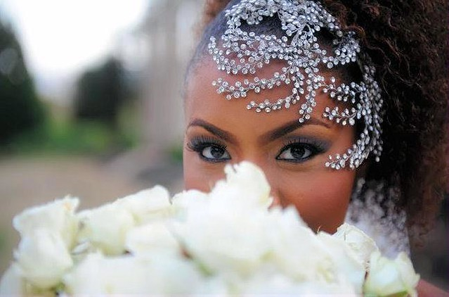 Bridal Styles Bride Halea, photo - Lance Omar Thurman