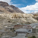 Roads in the valley of Spiti