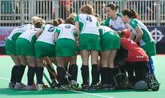 Investec London Cup - Match 5 Ireland v Netherland