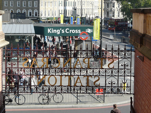 St. Pancras/King's Cross