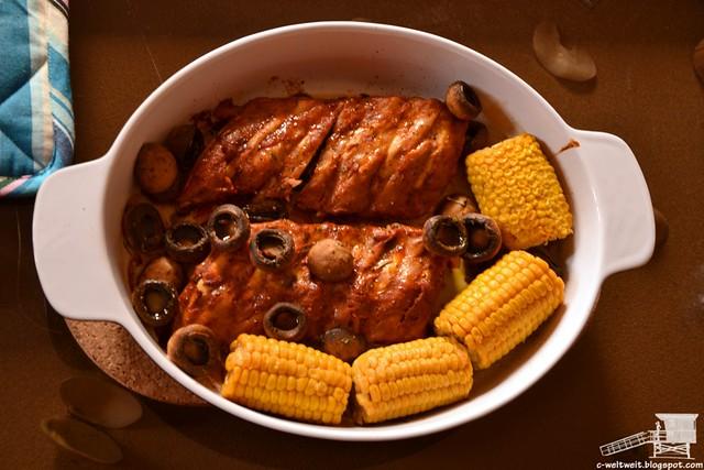 Backrohr-Essen