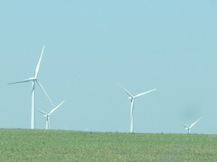 Start of Wind Turbines