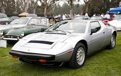 Friends of Steve McQueen car show - Boy's Republic, Chino Hills, CA, 2012