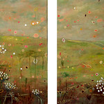 On the move - diptych