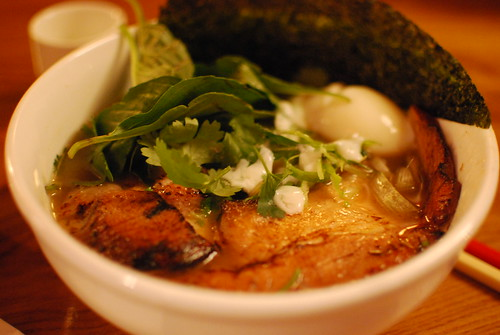 Green Curry Ramen