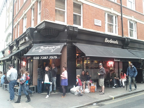 Bodeans bar be queue / barbecue