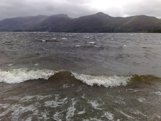 Derwentwater Keswick Lake District Cumbria