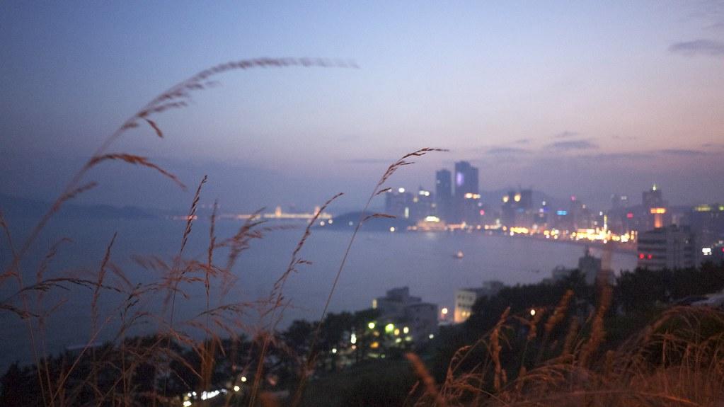 Busan @ Night