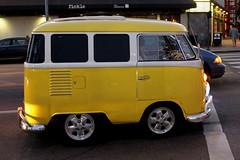 automobile, van, vehicle, minibus, microvan, land vehicle, motor vehicle,
