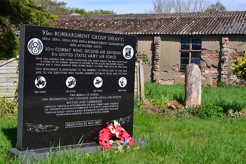 RAF Hardwick Memorial