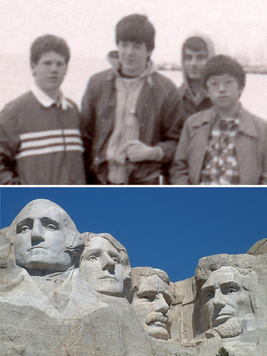 '86 MHS Band Mt Rushmore