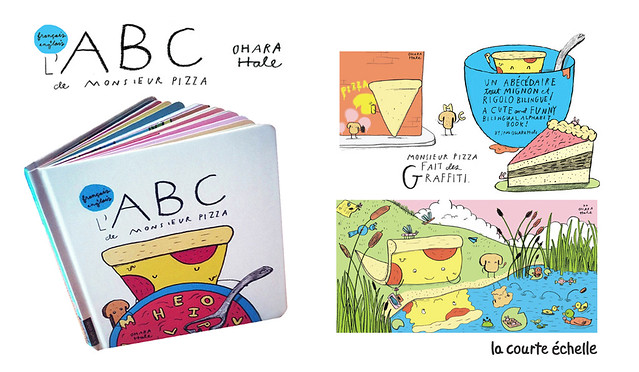 L'ABC de Monsieur Pizza