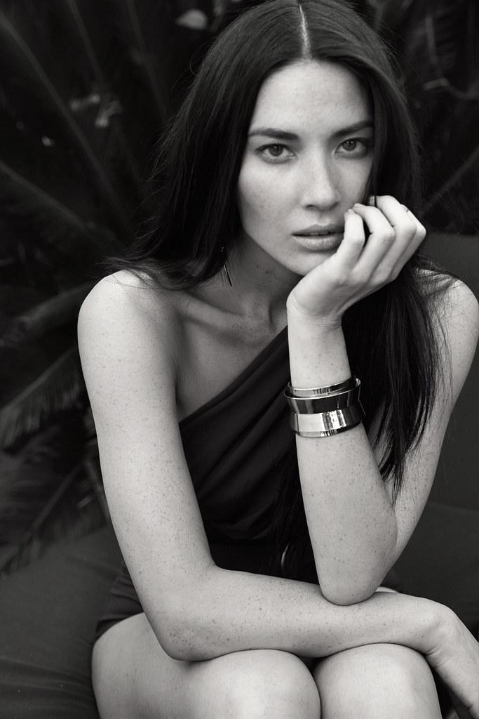 Оливия Манн — Фотосессия для «Fashion» 2016 – 6
