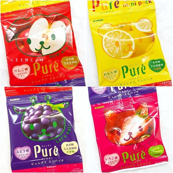 5 日本軟糖推薦 日本人氣軟糖
