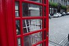 Hate on a Phone Box