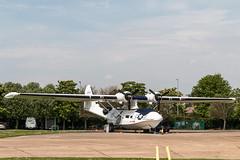 American sea plane