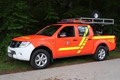 Pickup Feuerwehr Oberau