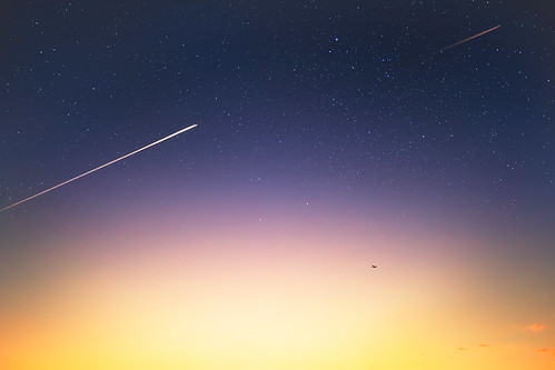 Star flights | by Pawel Maryanov