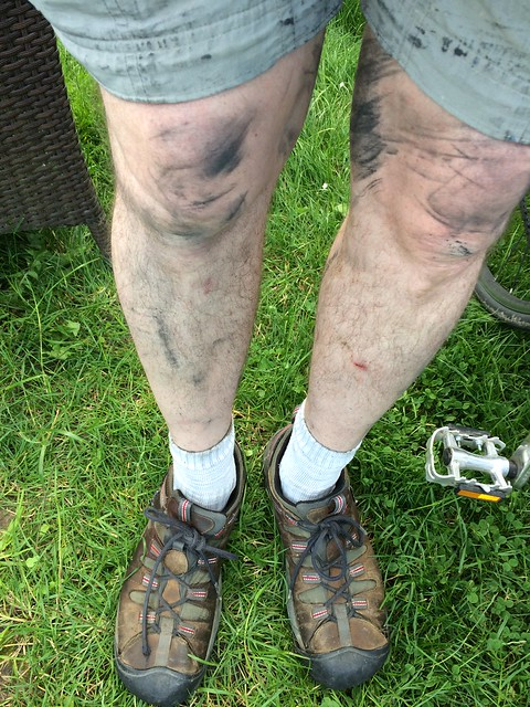 London to Ditchling cycle (and camp out)