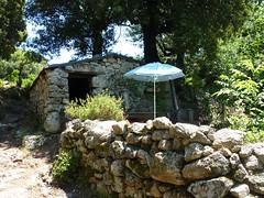 Dépendance utilisée du hameau de l'Agnu