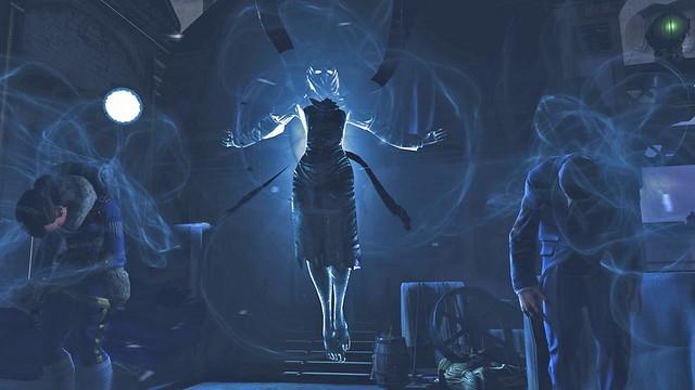 BioShock Infinite: Siren