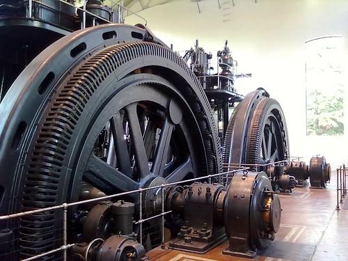 Maquinas del pasado