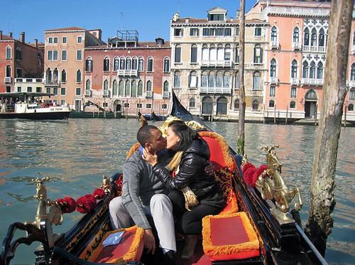 Venice Loves Kisses by Janet Alegado
