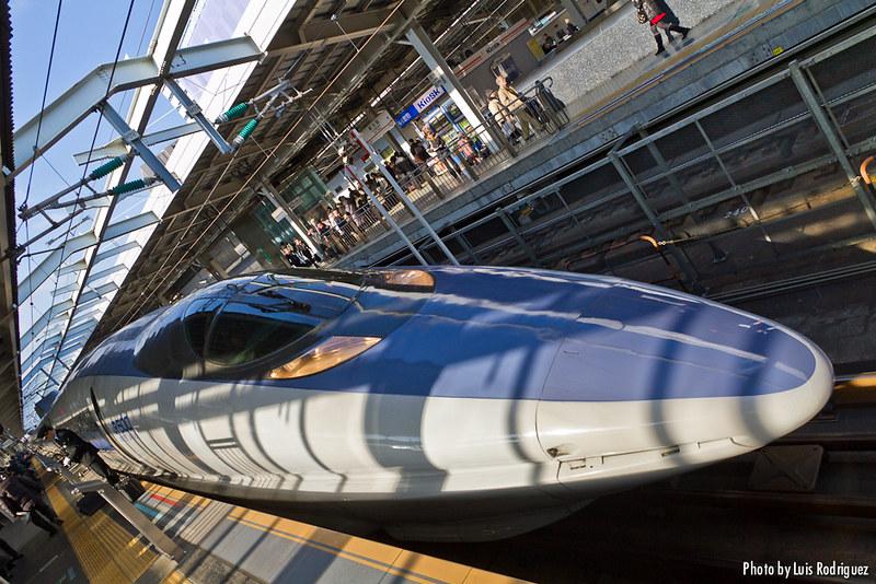serie 500 de shinkansen y servicio kodama