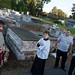 20091006 - Cemetery Tour Rehearsal