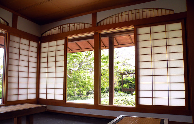View From Tatami Room