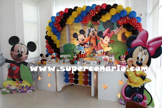decoracao festa mickey : decoracao festa mickey:Festa Do Mickey