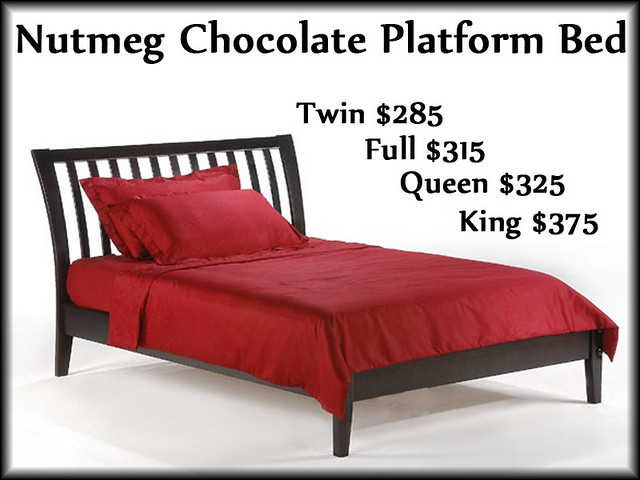NutmegChocolateBed
