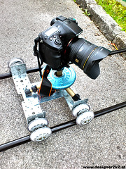 Detail of Video Dolly