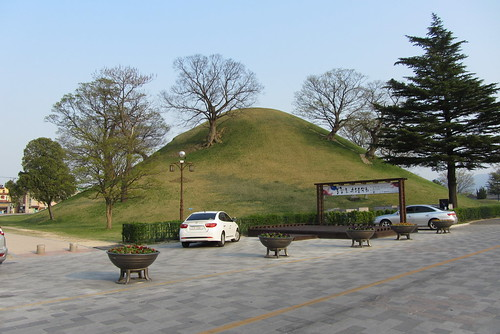 Gyeongju Tombs