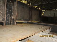 CQ032 - Vernon Blvd. - Formwork for Communications Room (04-24-2012)