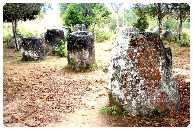 plain of jars - site 3