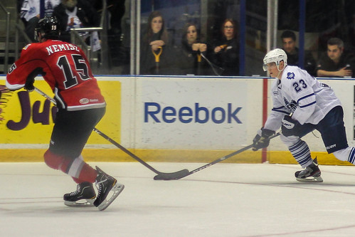 Toronto Marlies vs. Abbotsford Heat, 01-05-12