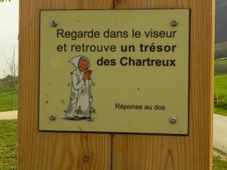 Le trésor des Chartreux