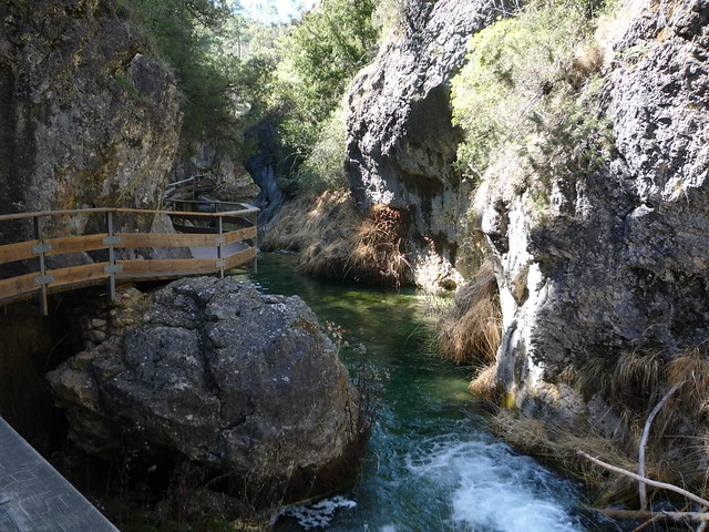 Wanderung in der Sierra Cazorla