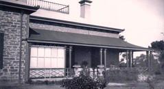 Deland Avenue side of Trevu House 1922